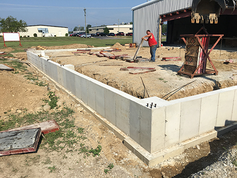 Concrete Foundations and Floors